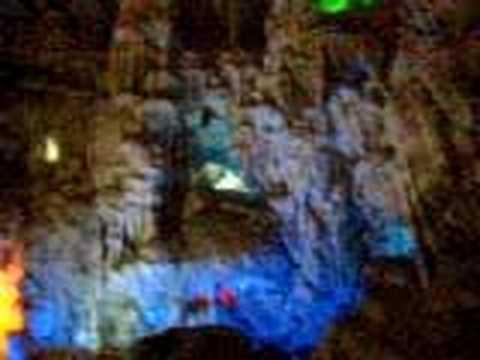 Halong bay cave Vietnam