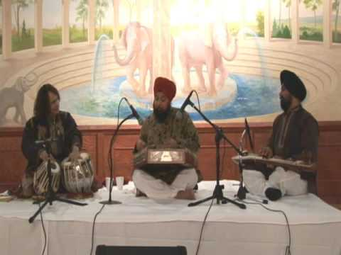 Satnam Singh - Santoor & Tari Khan - Tabla (part 2) Travel Video
