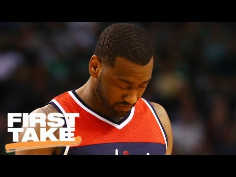Stephen A. Smith Calls Out Scott Brooks And John Wall | First Take | May 3, 2017