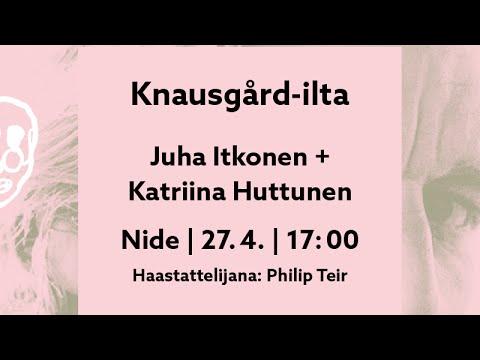 Knausgård-ilta 27.4.2016
