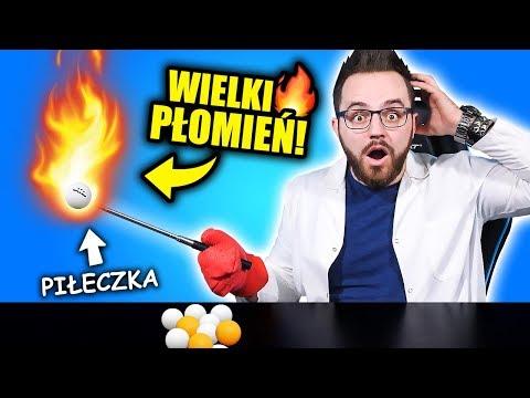 SZALONE EKSPERYMENTY z PIŁECZKAMI PING PONGOWYMI!