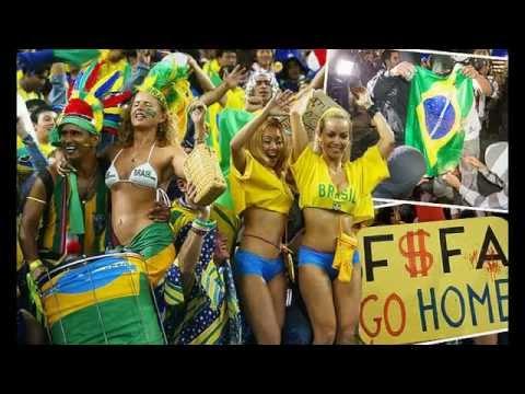 2014 2014 FIFA World Cup Brazil,Group A: Brazil - Croatia - Mexico - Cameroon