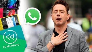 WhatsApp se arrepiente y retrasa su retiro | El recuento