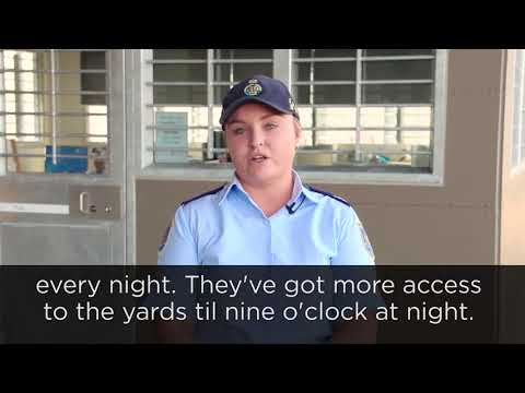 Correctional Officer Spotlight: Jodie from Macquarie Rapid-Build Prison