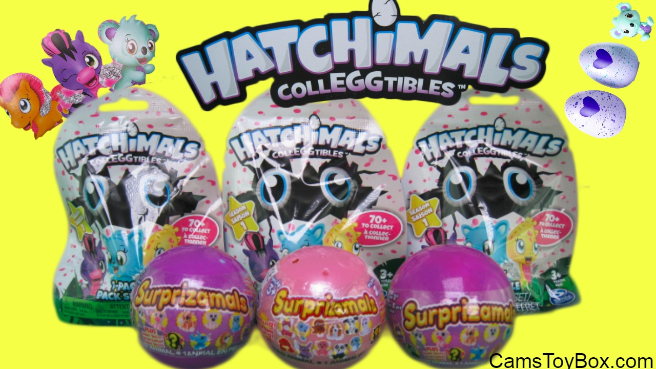 Hatchimals Blind Bags Opening Colleggtibles Collectibles
