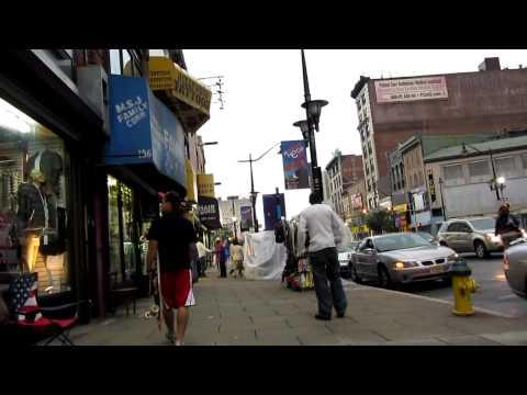 Caminando por Newark (New Jersey)