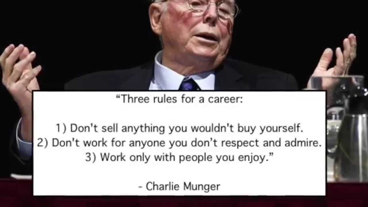 5 Charlie Munger Quotes Investing And Wisdom