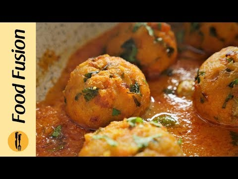 Fish Kofta Recipe By Food Fusion