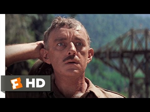 What Have I Done? - The Bridge on the River Kwai (8/8) Movie CLIP (1957) HD