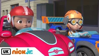 Rusty Rivets | Rusty and the Bit Police | Nick Jr. UK