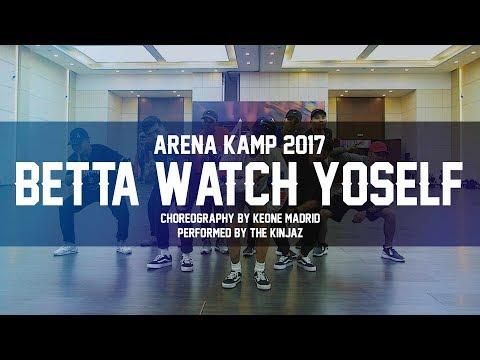ARENA KAMP 2017 | Keone Madrid