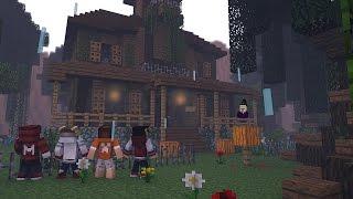 Minecraft: ACAMPAMENTO #2 - Casa Assombrada ‹ AM3NlC ›