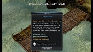 Forbidden Island (FI) speed run - duo (under 5 mins)