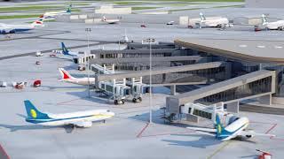 Mumbai International Airport (Chhatrapati Shivaji Maharaj) Terminal 2 Departure