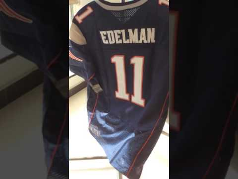 New England Patriots  11 Julian Edelman NFL Jersey nflusaclub.cn ... 5f09be7e0