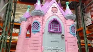 COSTCO FEBER Super Palace - Toy Castle for 3+ year olds