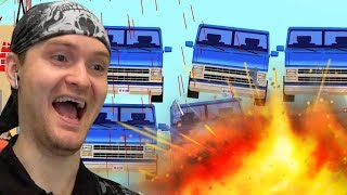 СУПЕР БЛОКБАСТЕР ► Happy Wheels |155|