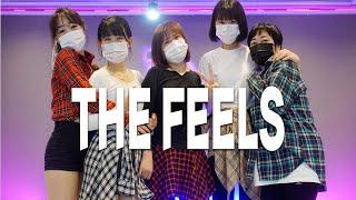 """[오전 주부방송] 트와이스(TWICE) - """"THE FEELS""""(더 필스) 커버댄스 안무ㅣ…"""
