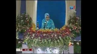 Hajjah Faridah Mat Saman - Malaysia