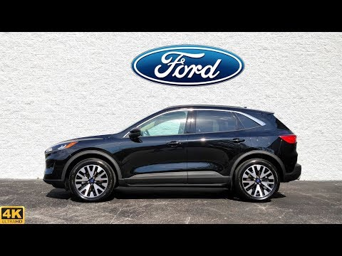 """2020 Ford Escape // Does it """"Escape"""" the Crowd of Offerings??"""