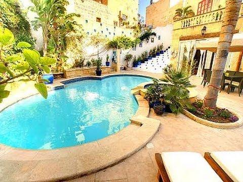 Malta Villa Rentals , villas to let for the holidays, Vacation Rental