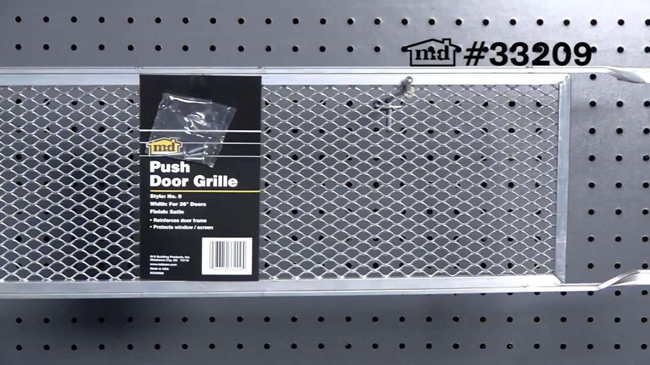 Screen door push grill 8 x 36 33209 youtube screen door push grill 8 x 36 33209 vtopaller Image collections