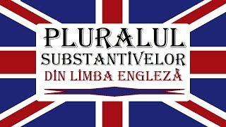 Invata engleza | GRAMATICA 4 | PLURALUL - Formare, exercitii si exemple