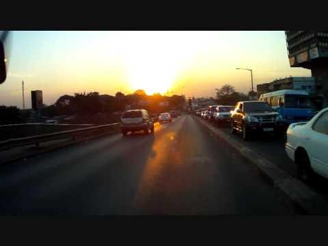 Lusaka bike trip 0001