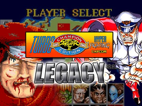 HYPER FIGHTING - Street Fighter 2: SF Legacy 2016 (Part 4)