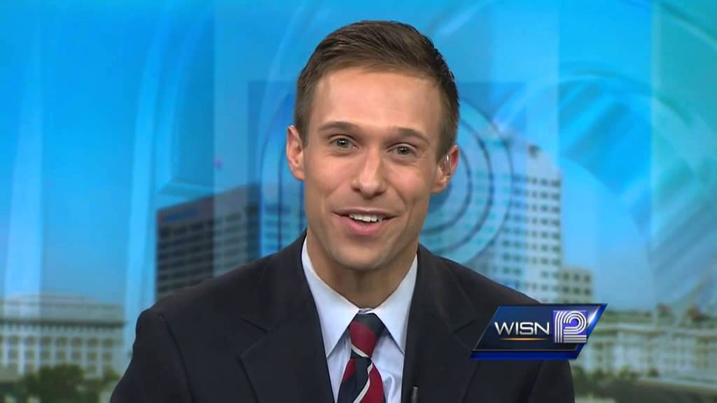 Abe Lubetkin says goodbye to WISN 12 News viewers