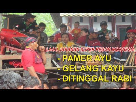 Samboyo Putro Lagu Jaranan Pamer Ayu, Gelang Kayu, Ditinggal Rabi