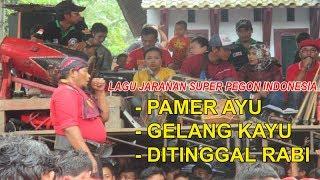 Gambar cover Samboyo Putro Lagu Jaranan Pamer Ayu, Gelang Kayu, Ditinggal Rabi