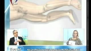 Prof.Dr.Nejat Güney kalça protezini anlatıyor