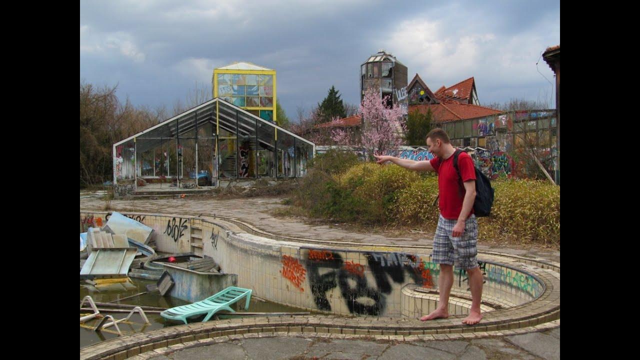Urbex: Verlassenes Erlebnisbad blub in Berlin-Britz (April ...