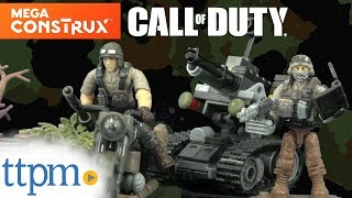MEGA Construx Call of Duty Legends: Motorbike Raid and Drone Attack from MEGA