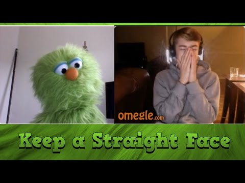 Gus on Omegle - Keep a Straight Face