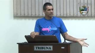 38ª Sessão Ordinária - Vereador Sergio Leiteiro