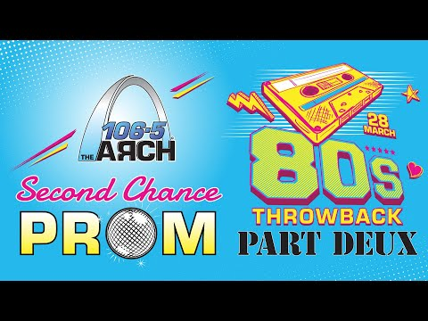 Join 106.5 The Arch for 2nd Chance Prom 2020!