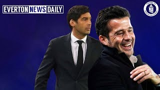 Fonseca And Silva Top Managerial List | Everton News Daily