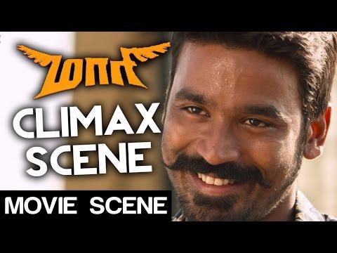 Climax Fight | Maari | Dhanush | Robo Shankar | Balaji Mohan | Anirudh