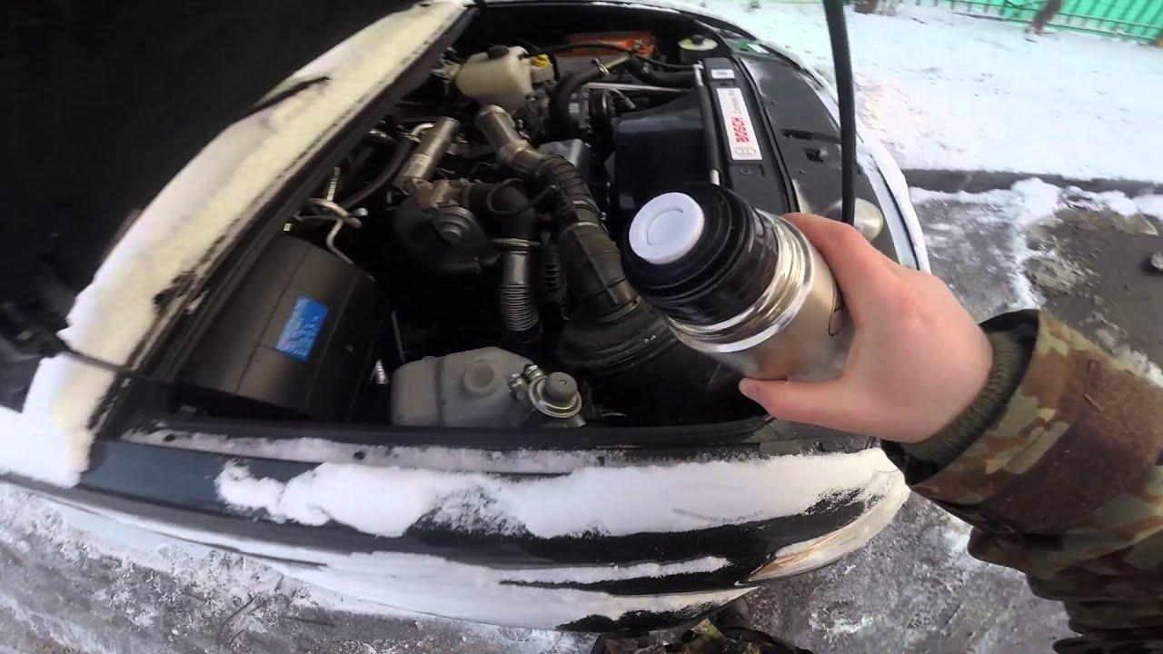 Разморозка дизельного УАЗ Патриот
