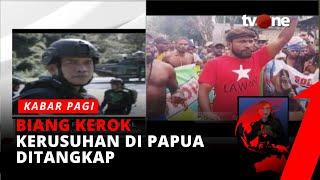 Download Menegangkan! Kronologi Penangkapan Victor Yeimo Dalang Kerusuhan Papua   tvOne