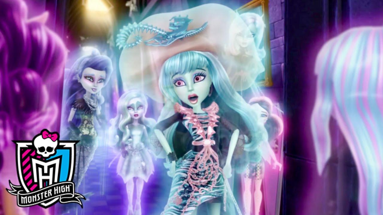 Výsledek obrázku pro Monster High: Haunted
