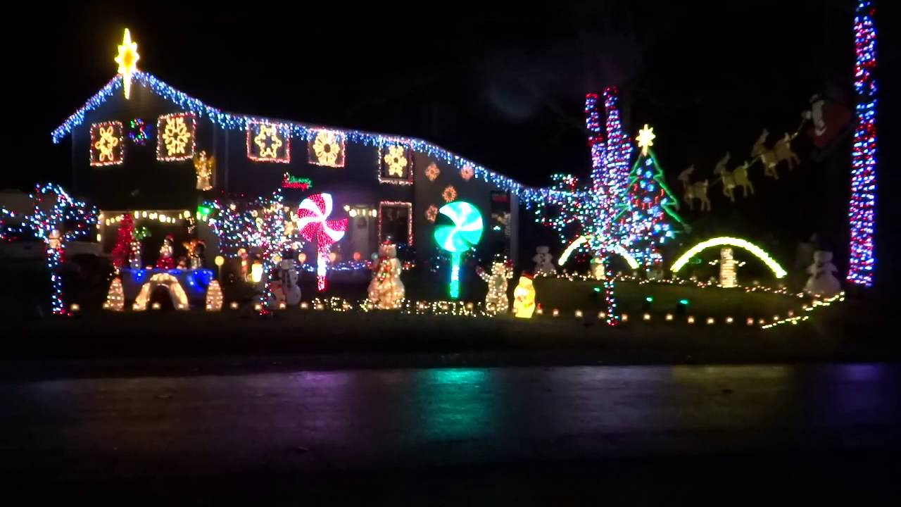 Exceptional The Very Merry Christmas House Of Lights 2013 Spike Jones Jingle Bells Pictures Gallery