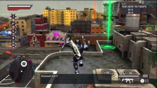 Crackdown 2 - The Co-op Mode