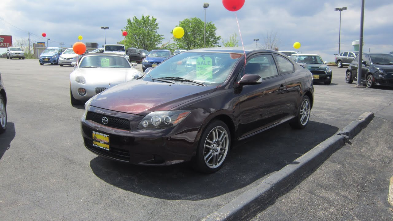 2008 Scion Tc 5 Sd Full Tour Start Up
