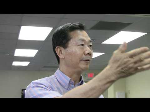 ACP年会,王中林博士演讲,Atlanta168摄制 2