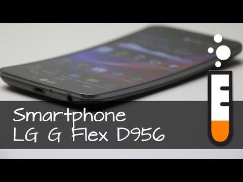 LG G Flex LG-D956 Smartphone - Resenha Brasil