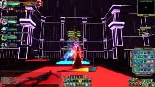 Fatal Err0r: Cybermind , public queue combat