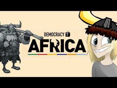 En Eftermiddag med Traz - Democracy 3 Africa [Svenska]